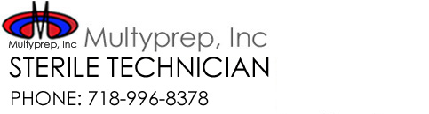 "YOUR PREMIER CHOICE TO ATTEND THE PREPARATION COURSE FOR THE ""STERILE PROCESSION TECHNICIAN CERTIFICATION EXAM"